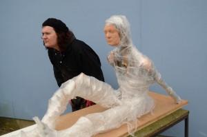 "Eddie Callis ""3D Sculpture"""