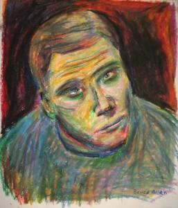 "Bruce Tanquist ""Self-Portrait"""