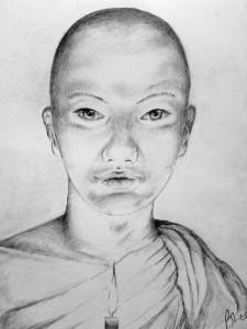 Buddhist Boy