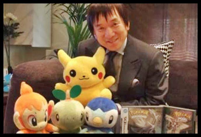 satoshi tajiri  brasil criador de pokemon