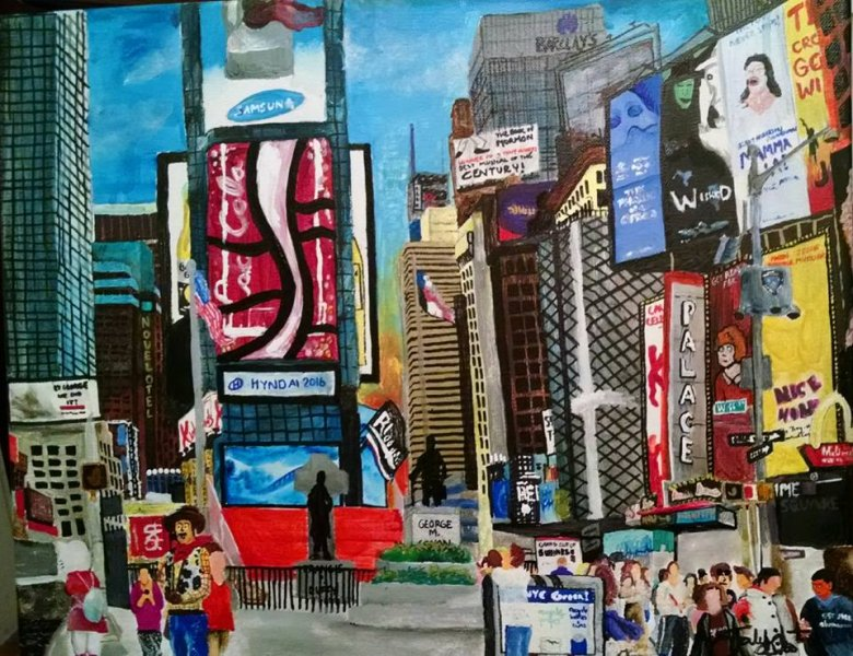 Jalyn Weston <br> New York