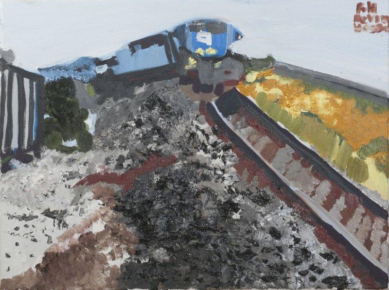 Kevin Hosseini <br> Train