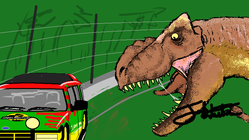 Jalyn Weston <br> Dinosaur