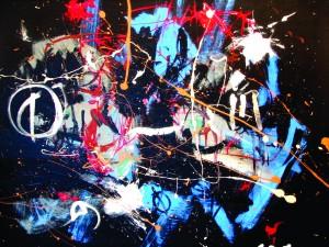 Andy Atalla Abstract II