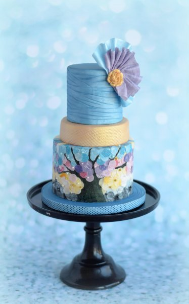 Sugarpatch Cakes - Cheryl Moseley