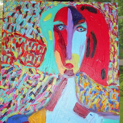Jimmy Reagan Girl with Cork II