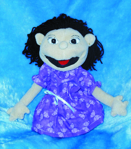 Natalie Totire Puppet