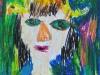 Elad Finkelstein Girl With Bird on Head