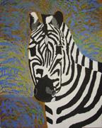 Andrew Mendoza Zebra