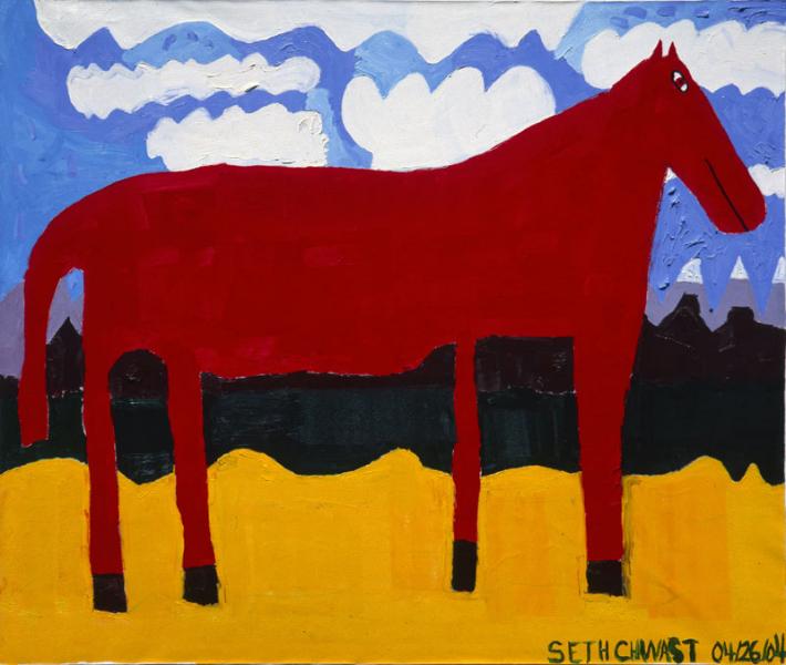 Seth Chwast Red Horse