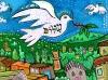 Yom Tov Shalom from Zefat
