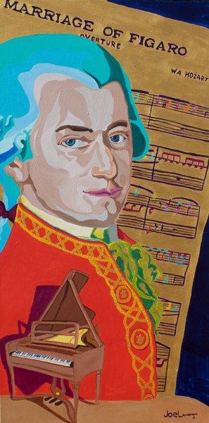 Joel Anderson <br/> Mozart