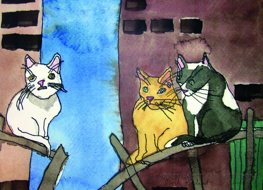 Mark Rimland Alley Cats