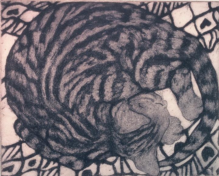 Gayle Fitzpatrick Cat
