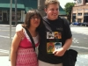 Dani Bowman with Shane McKaskle