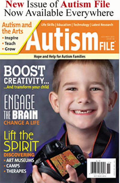 Oct/Nov Autism File magazine