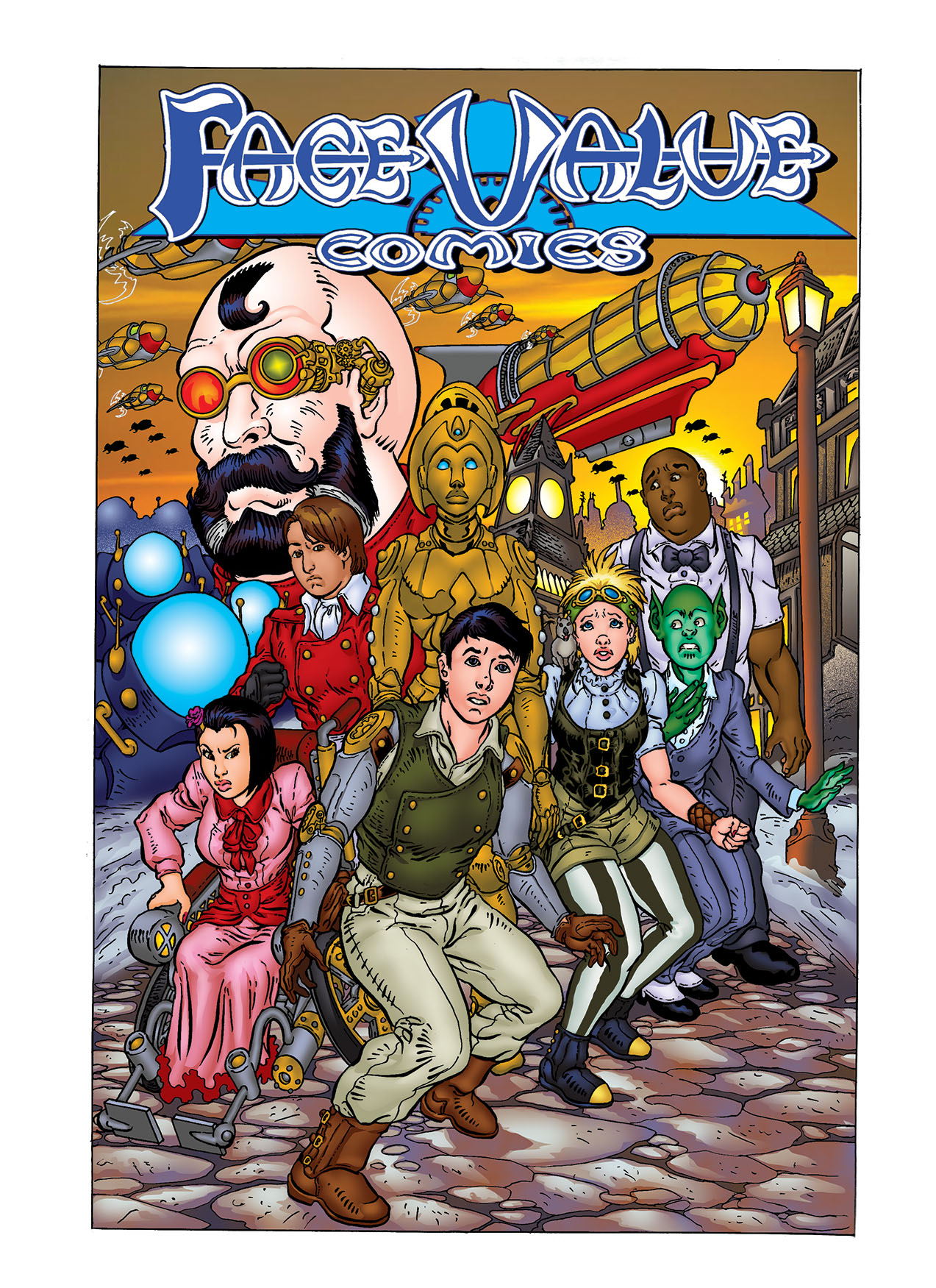 Face Value Comics' Autistic Superhero. # ...