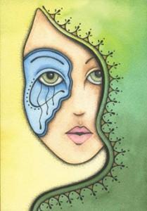"Nora Blansett ""Behind the Veil"""