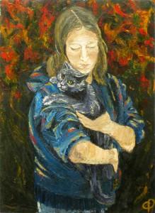 "Chelsea Dub ""Self-Portrait"""