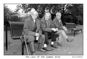 The Last of the Summer Wine