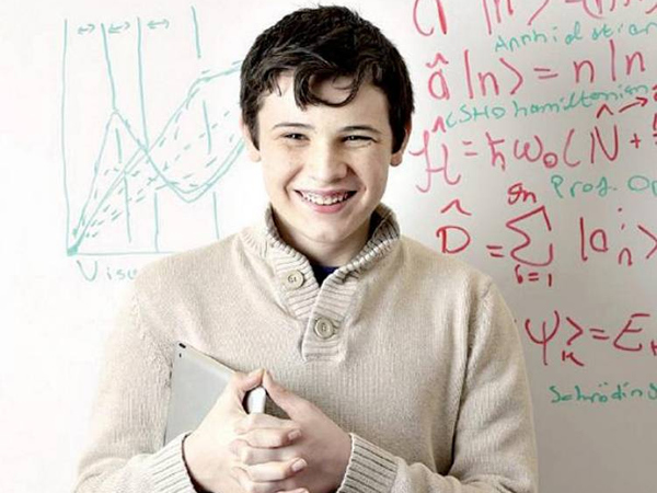 """""""My autism is the reason I'm in college and I'm successful. It's the reason I care,"""" Jacob Barnett, 16-year old physicist"""