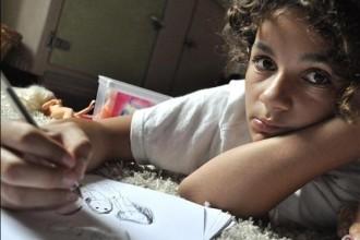 Lucile Notin-Bourdeau, Photo by Delphine Michelangeli