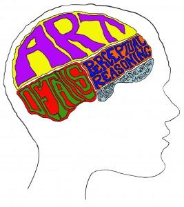 Figure 1. Dylan's Brain