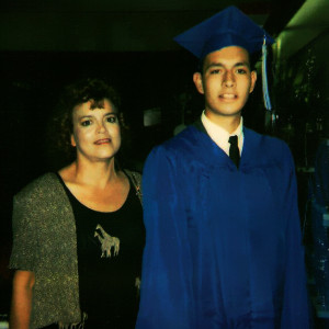 Paul and his mom