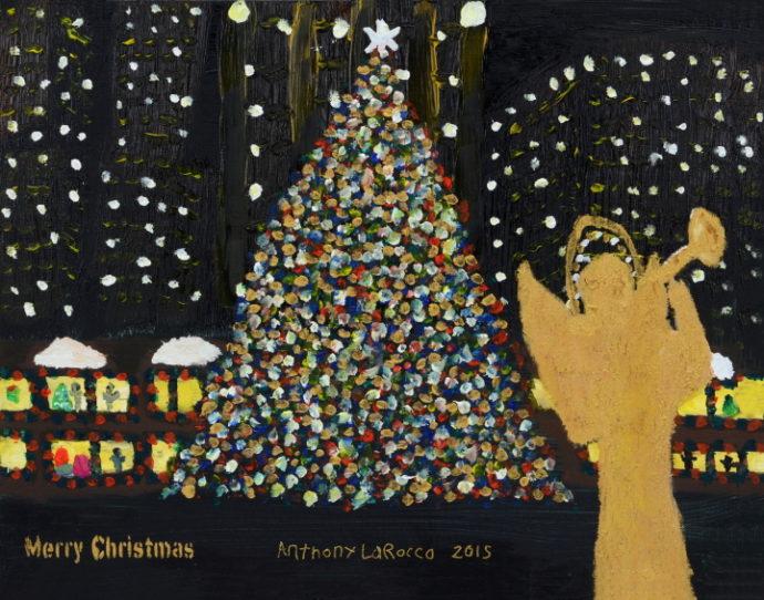 anthony larocca rockefeller center - Mr Christmas Tree
