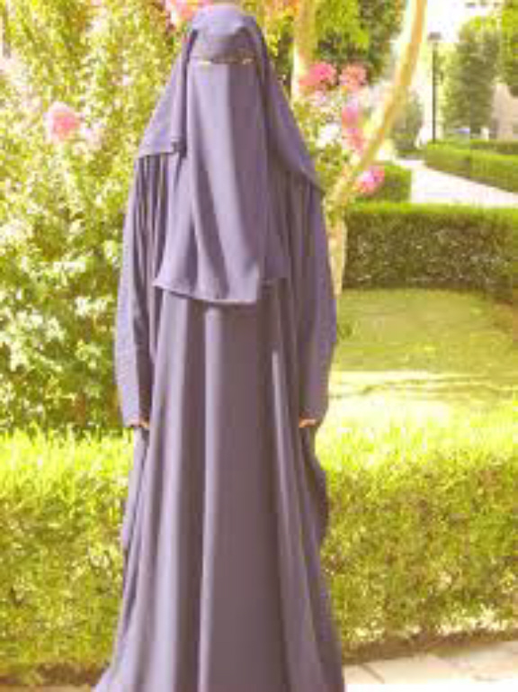 Woman in Hijab