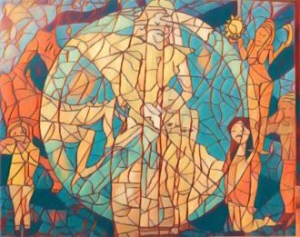 """Kimberly Gerry Tucker """"Peace:"""