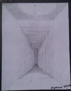 "Syance Wilson ""Hallway"""