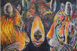 Ryan Smoluk Lion Bear Tiger