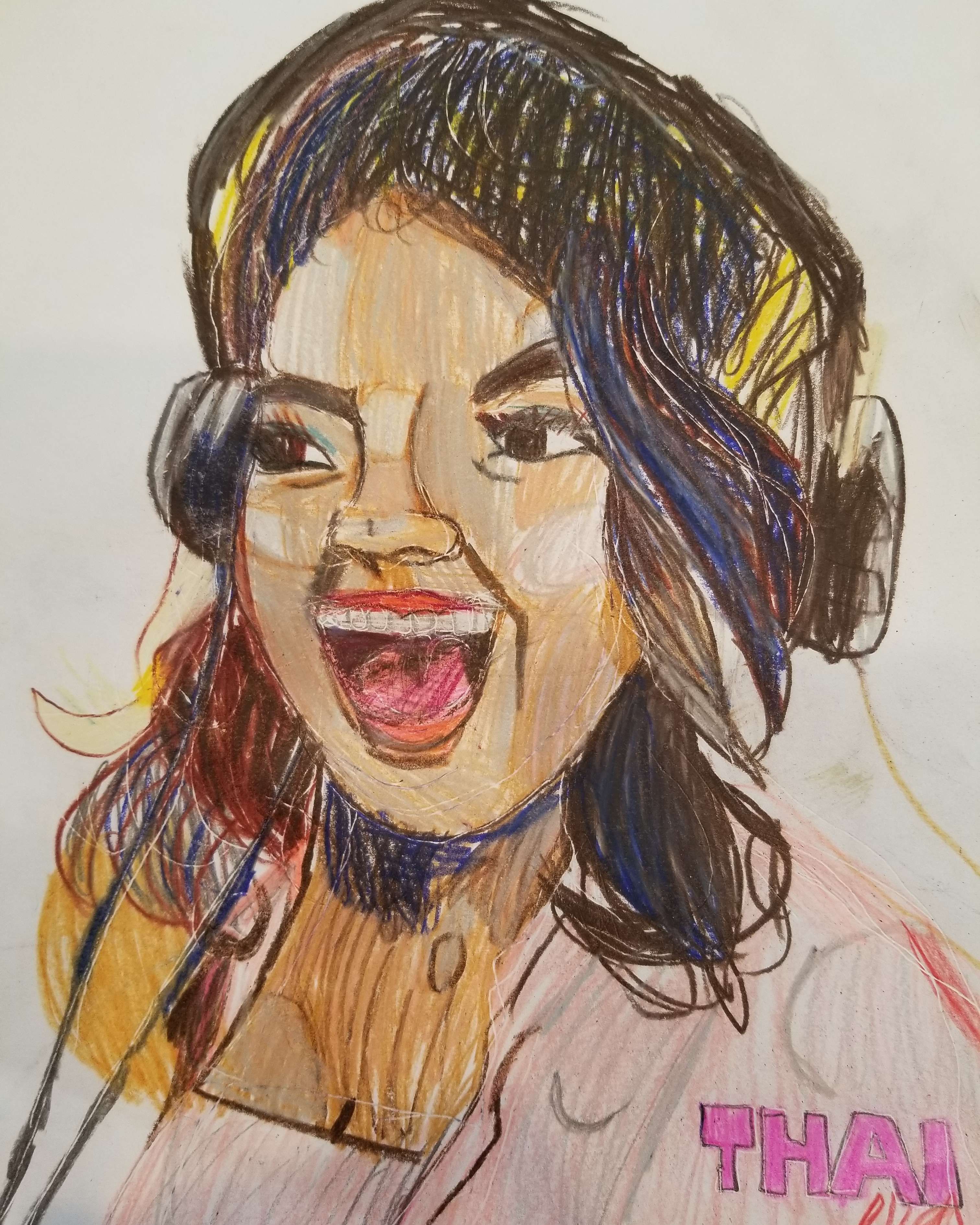 """Sofia Valentina """"Frozen Singer:"""