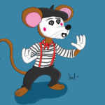 "Joel Anderson ""Mime Mouse"""