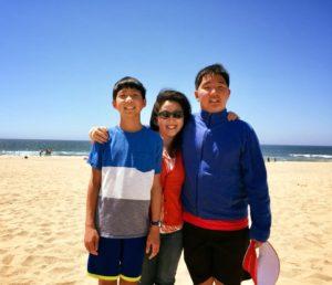 Diane Dokko's Family
