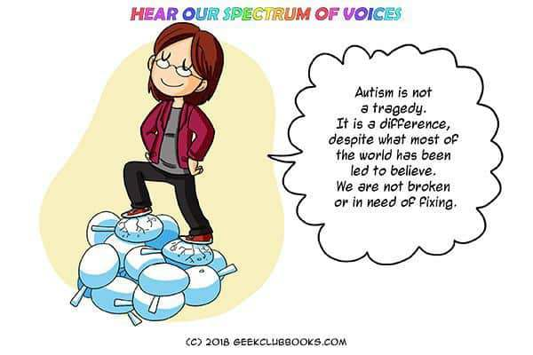 Image result for autism cartoon